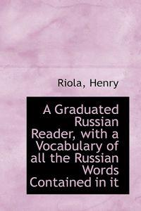 A Graduated Russian Reader