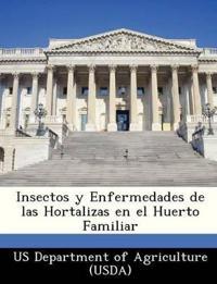 Insectos y Enfermedades de Las Hortalizas En El Huerto Familiar