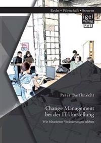 Change Management Bei Der It-Umstellung
