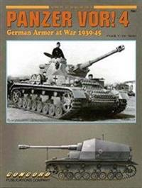 7061: Panzer Vor! 4: German Armor at War, 1939-45