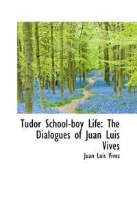 Tudor School-boy Life