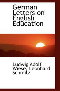 German Letters on English Education
