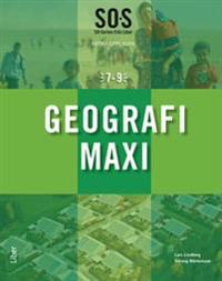 SO-serien Geografi Maxi