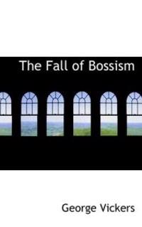 The Fall of Bossism