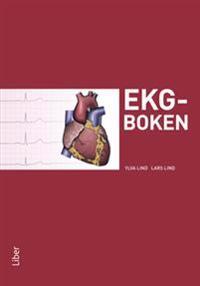 EKG-boken, bok med eLabb