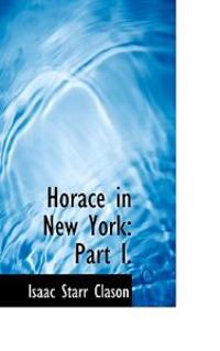 Horace in New York