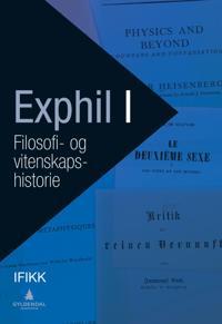 Exphil I; filosofi- og vitenskapshistorie