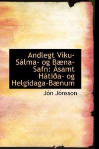 Andlegt Viku-S Lma- Og B Na-Safn