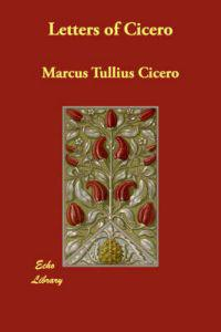 Letters of Cicero