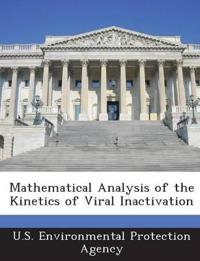 Mathematical Analysis of the Kinetics of Viral Inactivation