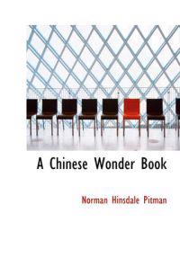 A Chinese Wonder Book