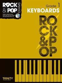 Trinity RockPop Exams: Keyboards Grade 1