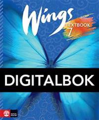Wings 7 Textbook Digital - Kevin Frato, Anna Mellerby, Susanna Rinnesjö, Mary Glover, Richard Glover, Bo Hedberg, Per Malmberg pdf epub