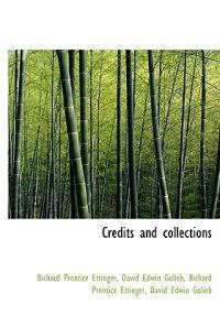 Credits and Collections