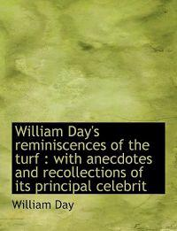 William Day's Reminiscences of the Turf
