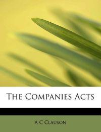 The Companies Acts