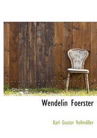 Wendelin Foerster