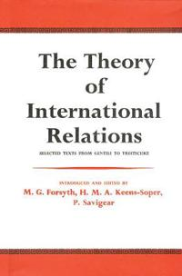 The Theory of International Relations