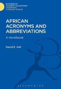 African Acronyms and Abbreviations