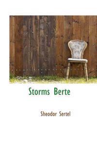 Storms Berte