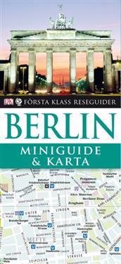Berlin : Miniguide & karta