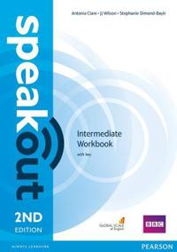 Speakout Intermediate 2nd Edition Workbook with Key