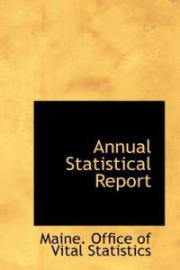 Annual Statistical Report