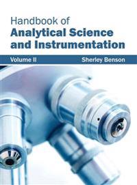 Handbook of Analytical Science and Instrumentation: Volume II