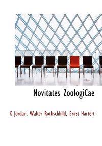 Novitates Zoologicae