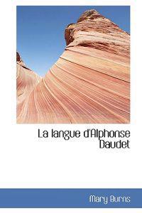 La Langue D'Alphonse Daudet