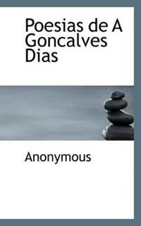 Poesias de a Goncalves Dias