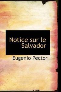 Notice Sur Le Salvador