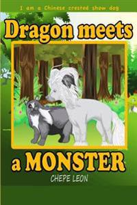Dragon Meets a Monster: I Am a Chinese Crested Show Dog