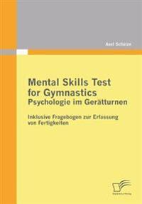 Mental Skills Test for Gymnastics-Psychologie Im Geratturnen