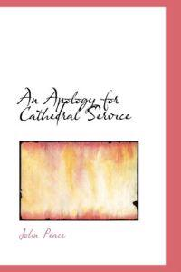 An Apology for Cathedral Service