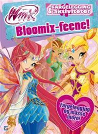 Winx club: Bloomix-feene! Fargelegging og aktivikteter