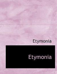 Etymonia