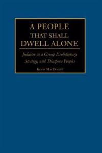 A People That Shall Dwell Alone