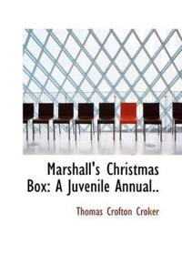 Marshall's Christmas Box