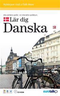 Talk more. Danska