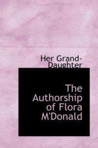 The Authorship of Flora M'donald