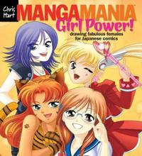 Manga Mania Girl Power!