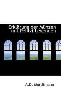 Erkl Rung Der M Nzen Mit Pehlvi-Legenden