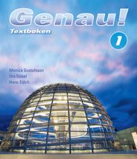 Genau! 1 Textbok inkl. ljudfiler och elevwebb
