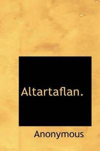 Altartaflan.