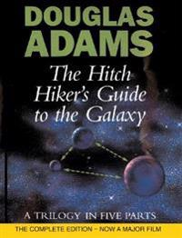 The Hitchiker's guide to the galaxy : a trilogy in five parts