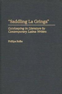 Saddling LA Gringa