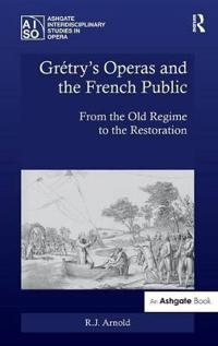 Grétry's Operas and the French Public