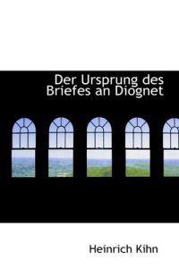 Der Ursprung Des Briefes an Diognet