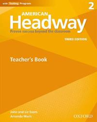 American Headway: Two: Teacher's Resource Book with Testing Program